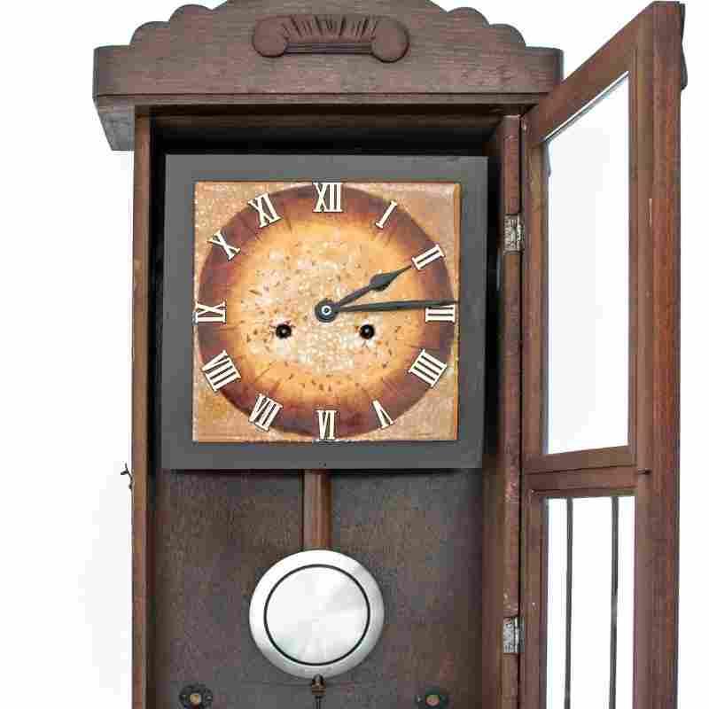 Kyvadlové hodiny