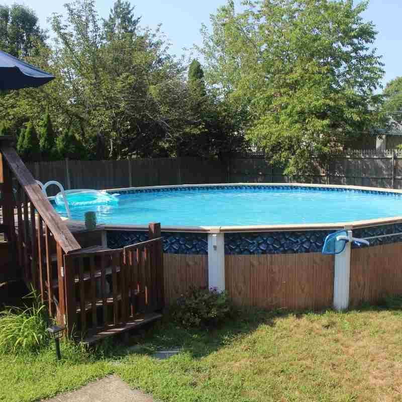 Nadzemní bazén
