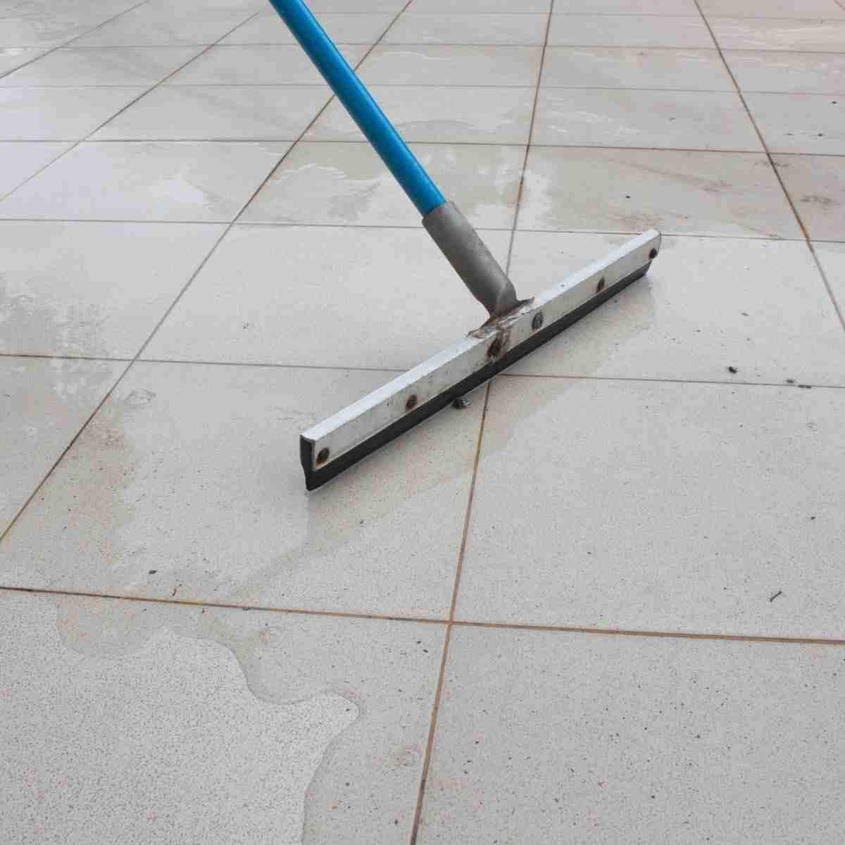 Stěrky na podlahu